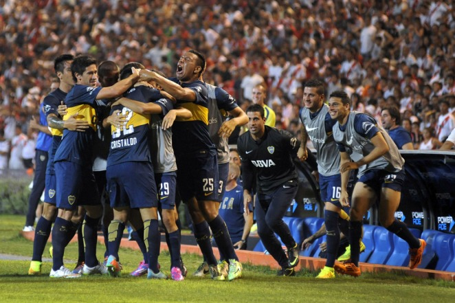 Boca Juniors en Mendoza