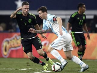 Aguero y Messi lo empataron al final