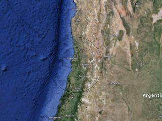 Ocho muertos por el terremoto en Chile