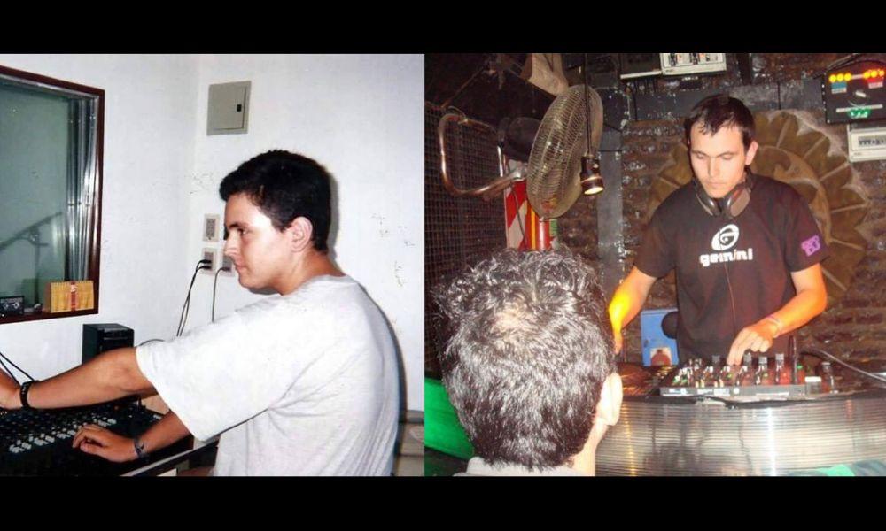 Luciano en Radio Centro y Expo DJ