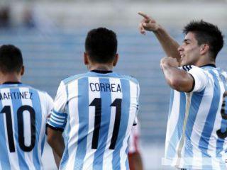 La Selección Argentina goleó y ya piensa en el mundial