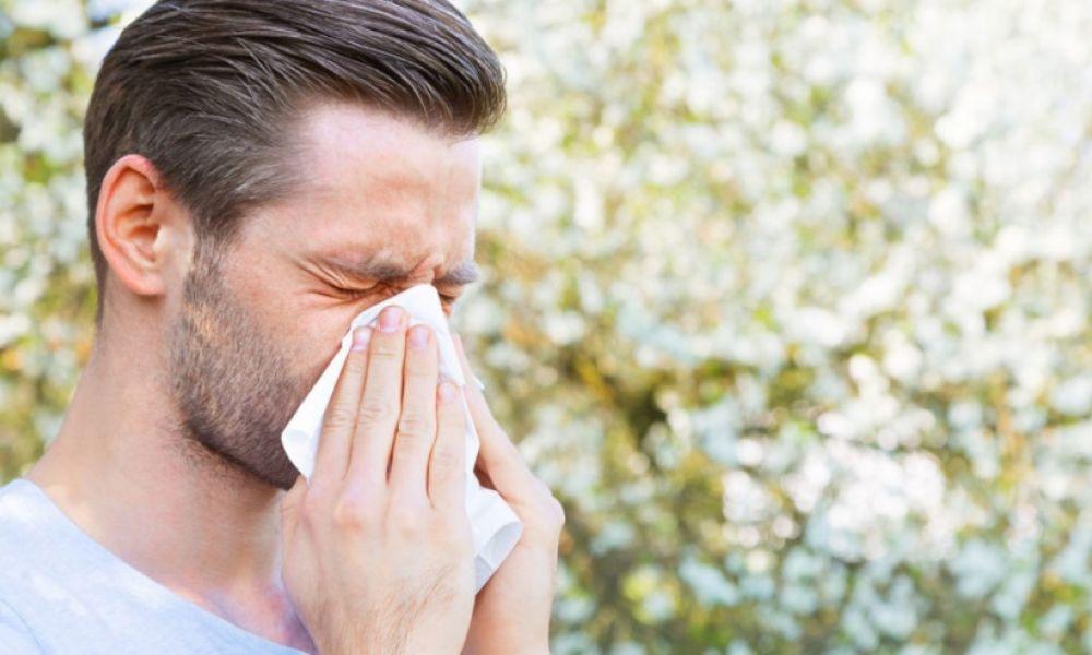 Alergias en primavera