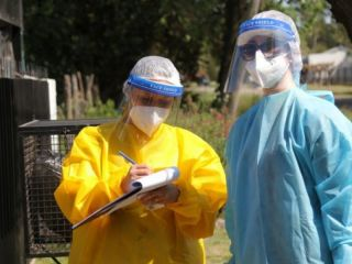 Pergamino: Domingo con 49 nuevos casos positivos de covid-19 y un fallecido