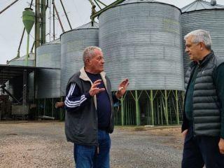 El flamante ministro de Agricultura generó cierta expectativa en las principales entidades agrarias