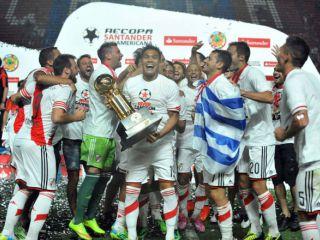 River campeón de la Recopa Sudamericana