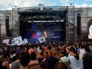 Más de 100 bandas en Cosquín Rock