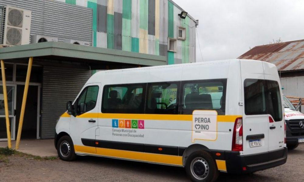 Nuevo vehículo para el Consejo de Personas con Discapacidad