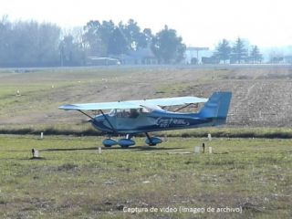 Tres muertos y un herido por un choque de aviones en General Rodríguez