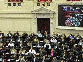 Diputados votó el proyecto para cancelar deuda con los buitres
