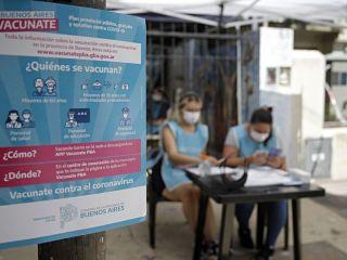A revisar los emails y la App: La Provincia otorgó 180.000 nuevos turnos para la segunda dosis de Sinopharm