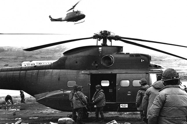 La guerra que mató a 649 argentinos