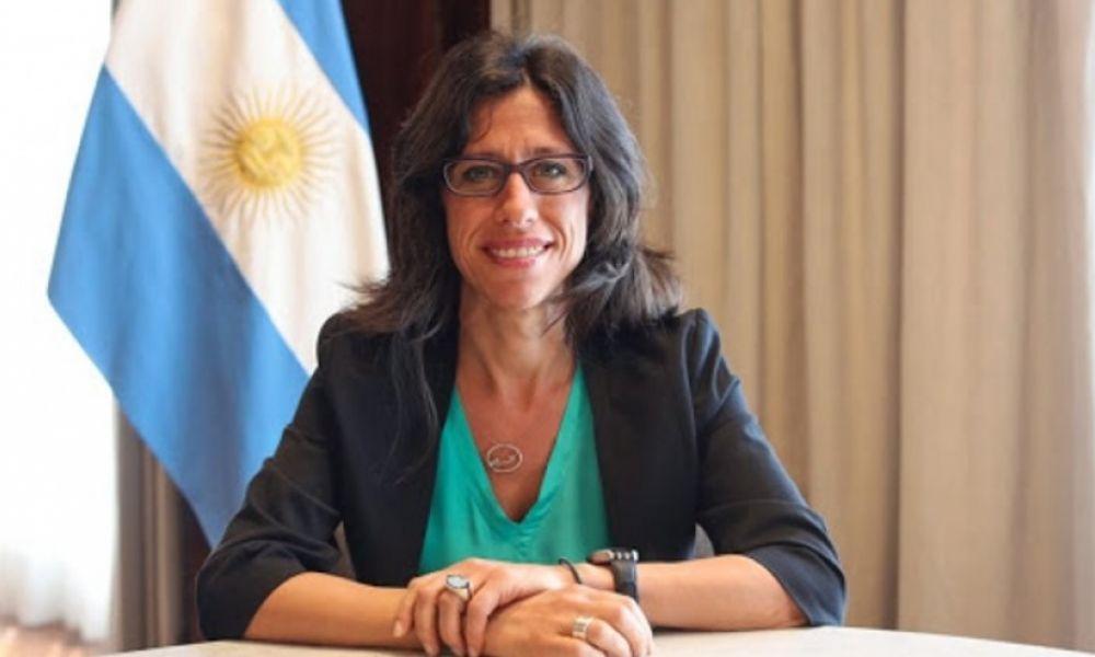 Paula Español, Secretaria de Comercio Interior de la Nación