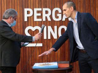 Pergamino: Asumió Ignacio Doddi como secretario de Seguridad