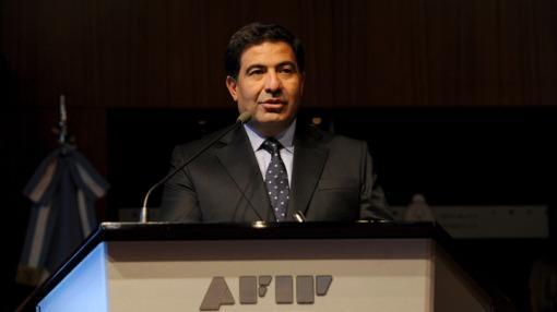 Ricardo Echegaray, titula de AFIP