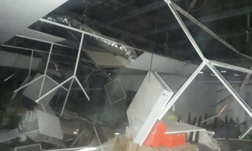 Fuerte sismo en San Juan