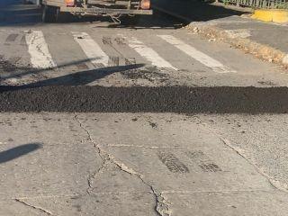 Pergamino: piden circular a baja velocidad por el puente de Bv. Colón