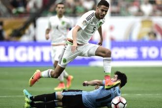 Uruguay cayó 3 a 1 ante México
