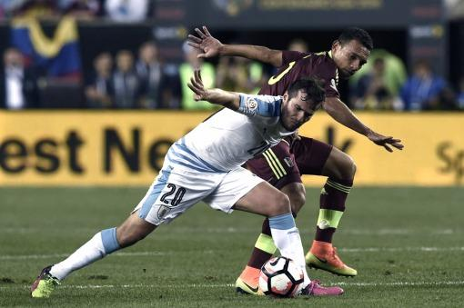 Uruguay que quedó afuera de la Copa