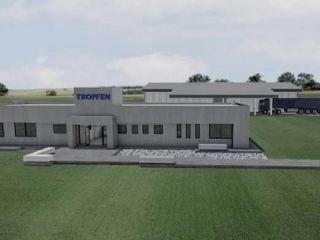 Pergamino: La empresa Tropfen invirtió $ 150 millones en sus nuevas instalaciones