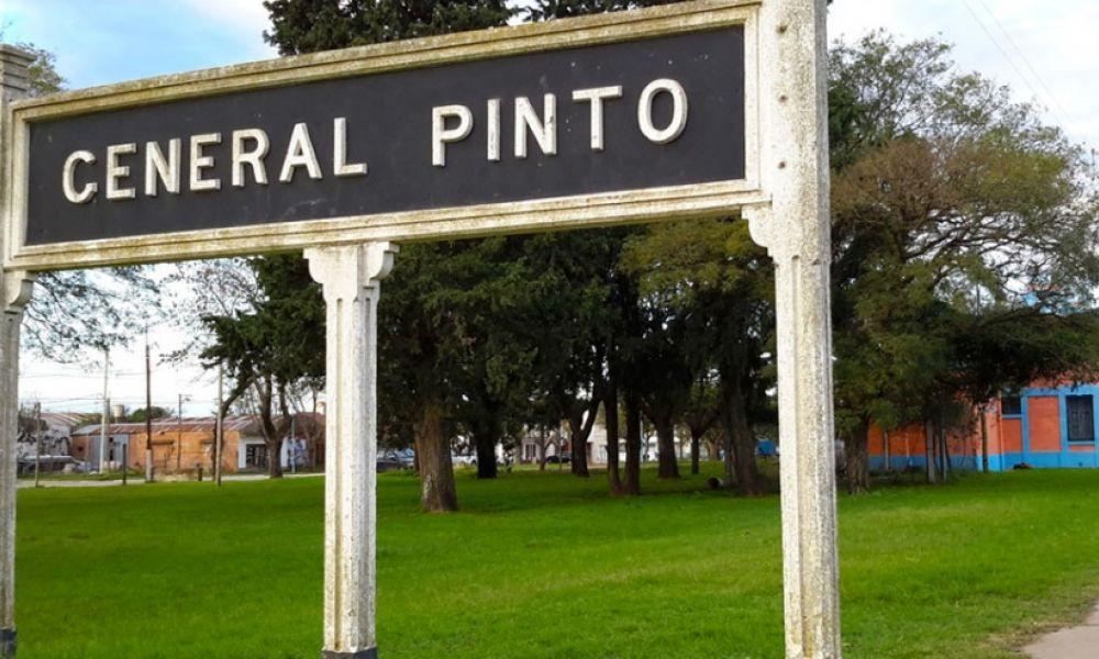 Gral. Pinto, a 188 km de Pergamino