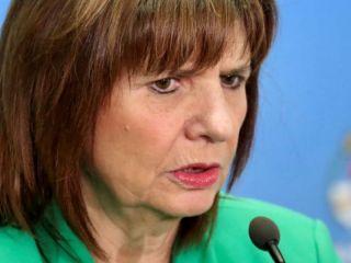 Bullrich: «Los argentinos creen que nuestra gestión en Seguridad fue la mejor»