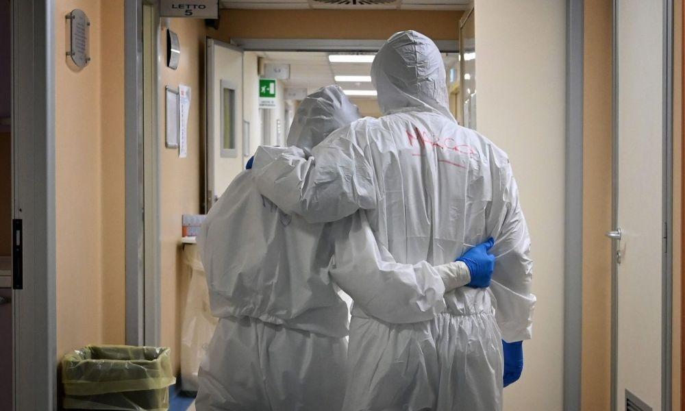 Médicos en pandemia