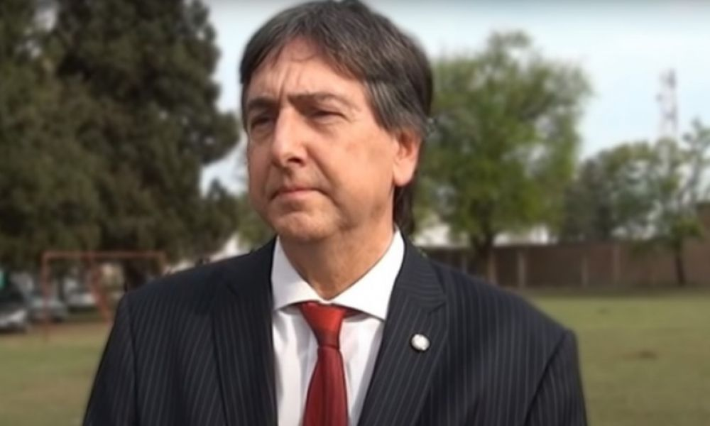 Pedro Salas, presidente de la Sociedad Rural de Córdoba
