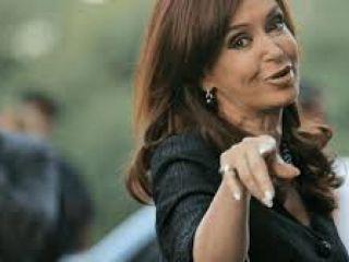 Cristina Kirchner 1 - 0 Google