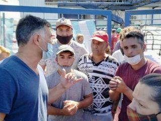 Tensa situación en Ramallo por el anuncio de cierre del frigorífico Arrebeef