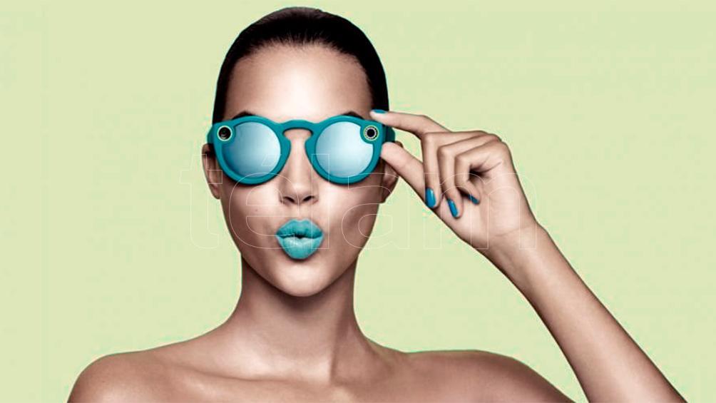 Los nuevos lentes de Snapchat