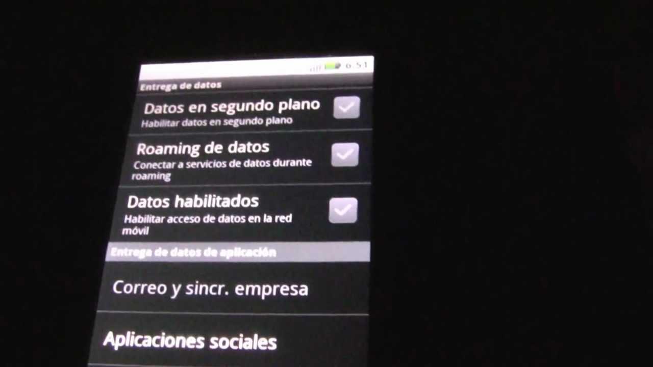 Trucos para ahorrar datos móviles en móviles Android