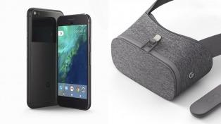 Google presentó su nueva gama de celulares Pixel