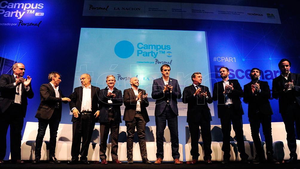 Encuentro tecnológico internacional Campus Party