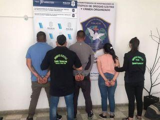 Pergamino: Viernes con allanamientos coordinados y tres detenidos por comercializar estupefacientes