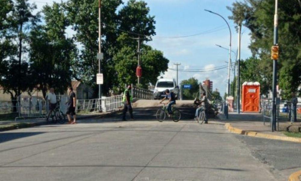 Puente de Bv. Colón
