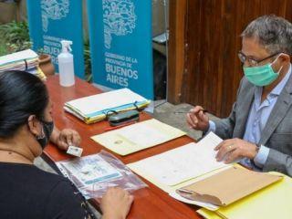 Pergamino: 39 familias firmaron las escrituras de sus casas