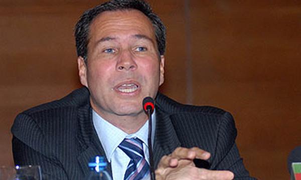 Fiscal Alberto Nisman