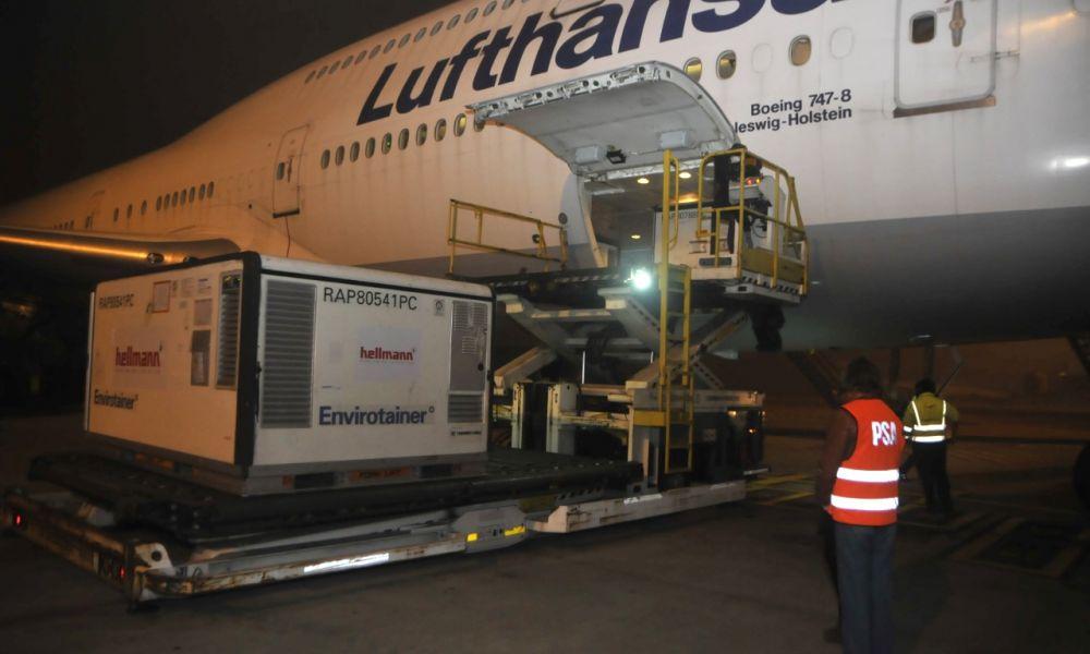 Empresa Lufthansa
