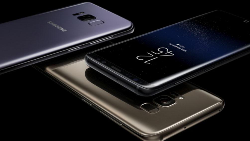 Samsung presentó el Galaxy S8