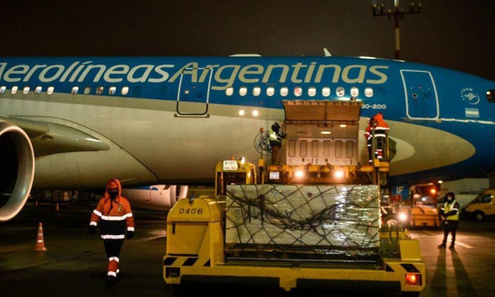 Vuelo AR1064 de Aerolíneas Argentinas