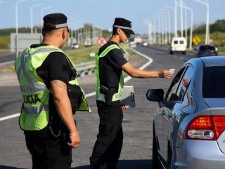Desde este lunes ya no habrá controles en las rutas de seis municipios bonaerenses