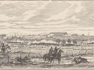 Historia: Un 20 de junio de 1880 la Guardia Nacional de Pergamino entra en combate
