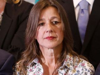 El mensaje de Sabina Frederic tras conocerse su salida del Gobierno