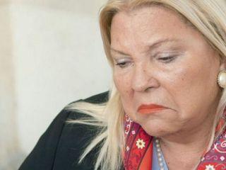 Carrió acusó a Cristina Fernández de ser jefe de la oposición