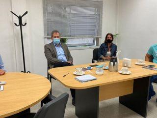 Pergamino: Se reunió la Mesa de Seguimiento de la Fundación Centro Diagnóstico Nuclear