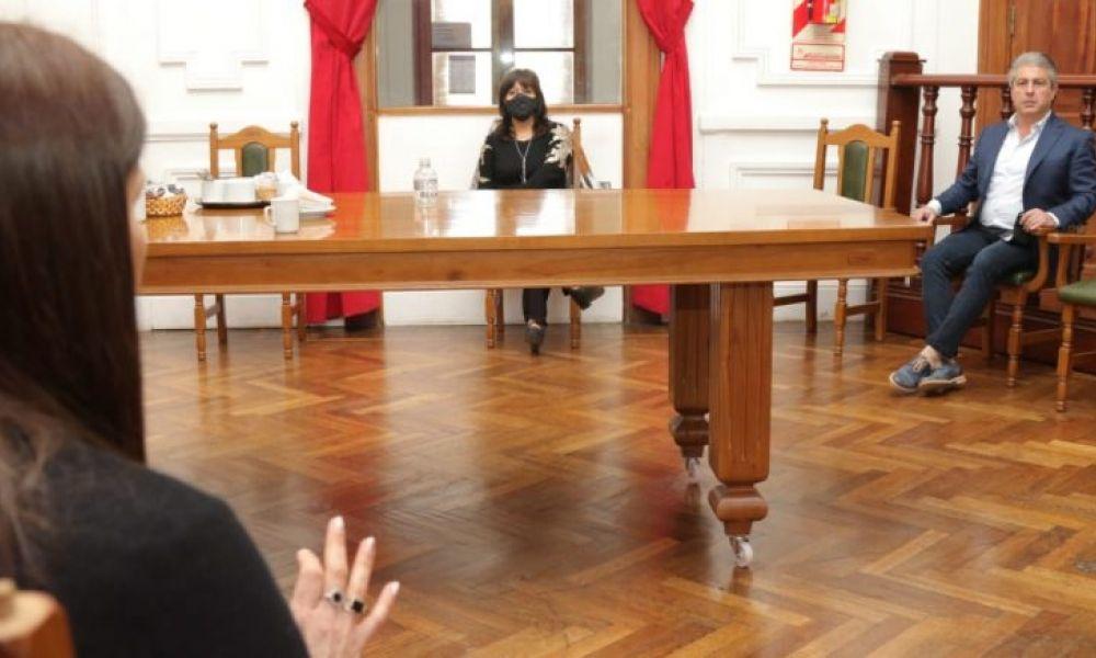 Salón Luis Sued del HCD