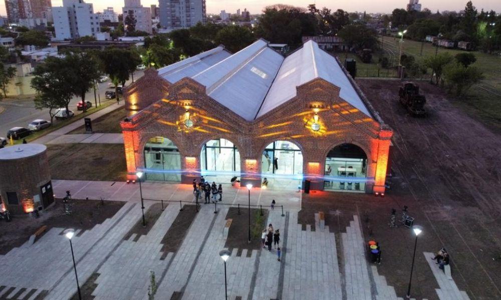 Inauguración del Centro Cultural Bellas Artes