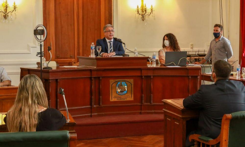 Sesiones Ordinarias 2021 del HCD