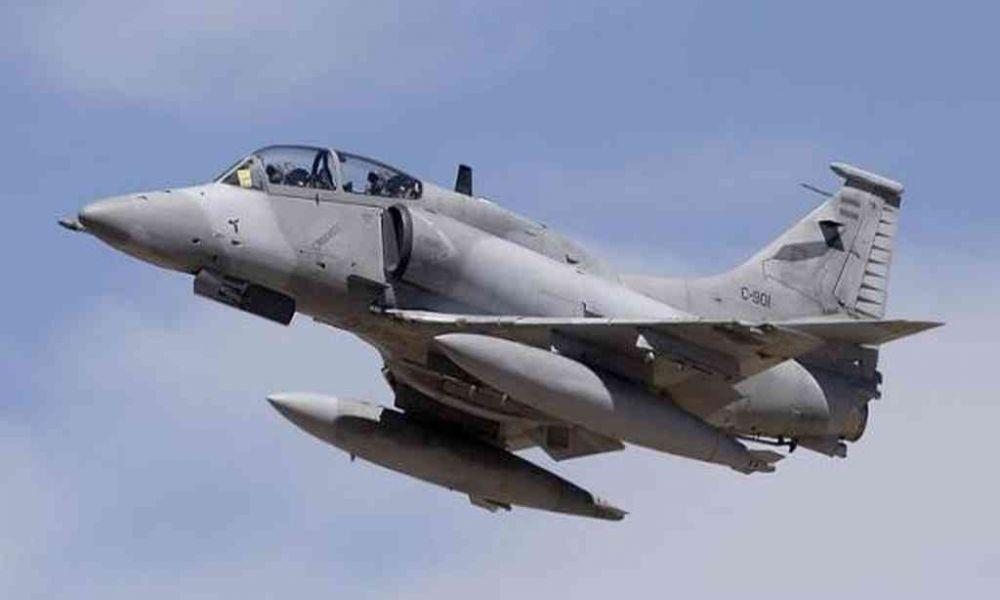 McDonnell Douglas A-4AR