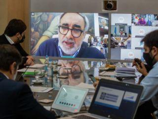 Intendentes preparan una propuesta para reemplazar el sistema de fases